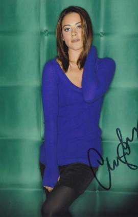 Camille Guaty In-person Autographed Photo