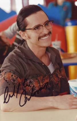 Clifton Collins Jr. in-person autographed photo