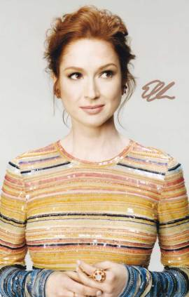 Ellie Kemper in-person autographed photo