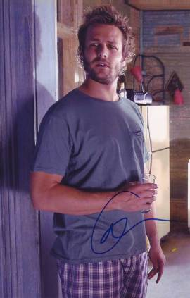 Gabriel Macht in-person autographed photo