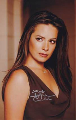 Holly Marie Combs in-person autographed photo