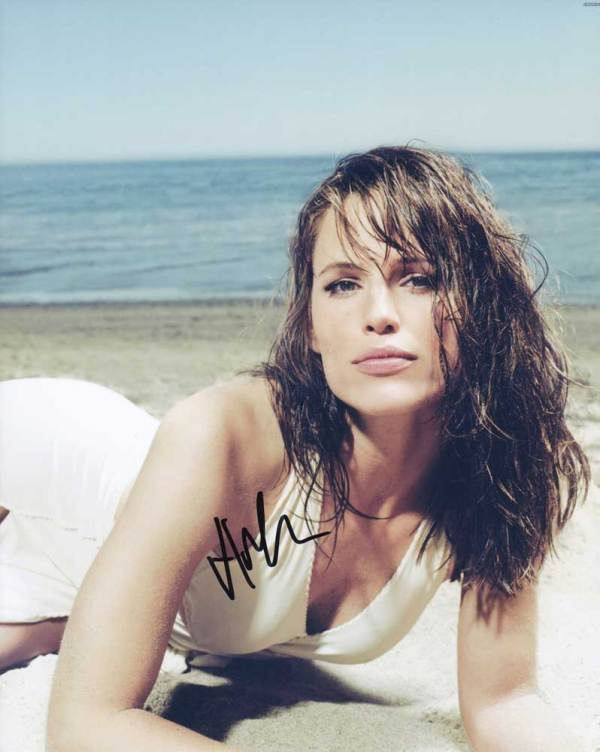 Jennifer Garner in-person autographed photo