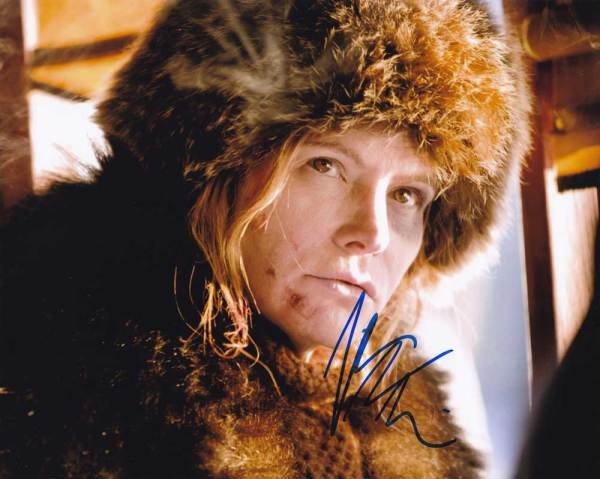 Jennifer Jason Leigh in-person autographed photo