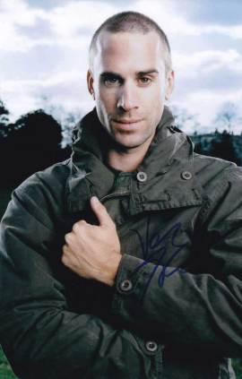 Joseph Fiennes in-person autographed photo