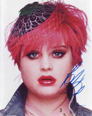 Kelly Osbourne in-person autographed photo