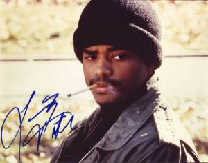 Larenz Tate in-person autographed photo
