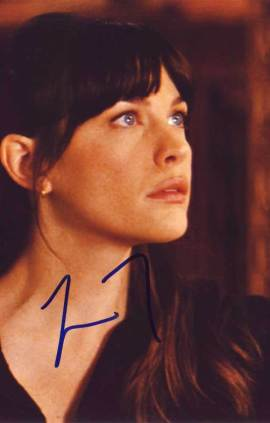 Liv Tyler in-person autographed photo