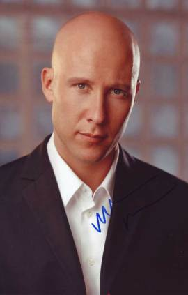 Michael Rosenbaum in-person autographed photo