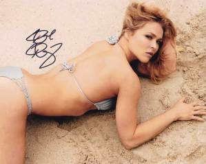 Ronda Rousey In-person Autographed Photo UFC