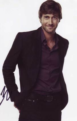 Ryan Eggold in-person autographed photo