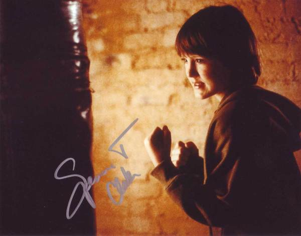 Spencer Treat Clark in-person autographed photo