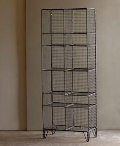 Tall Wire Bookshelf: $599.95