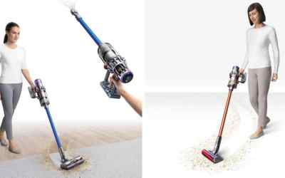Dyson V10 vs. V11 | Vacuum cleaner comparison