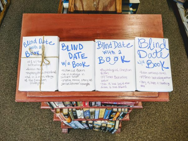 Blind Date with a Book Monthly Subscription