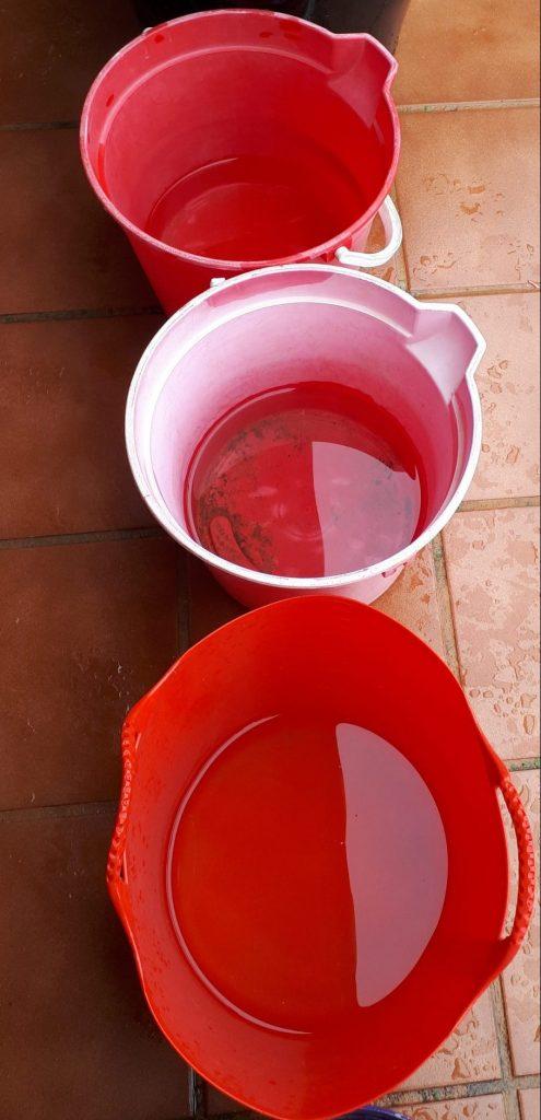 Agua recolectada de la lluvia con ShopCanarias.es