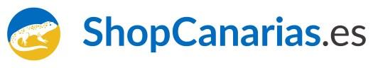 ShopCanarias.es de logotipo de marca