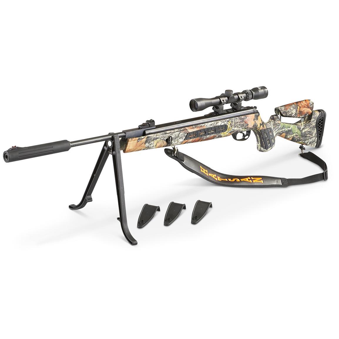 Hatsan 125 Sniper Mossy Oak 5 5mm 10j