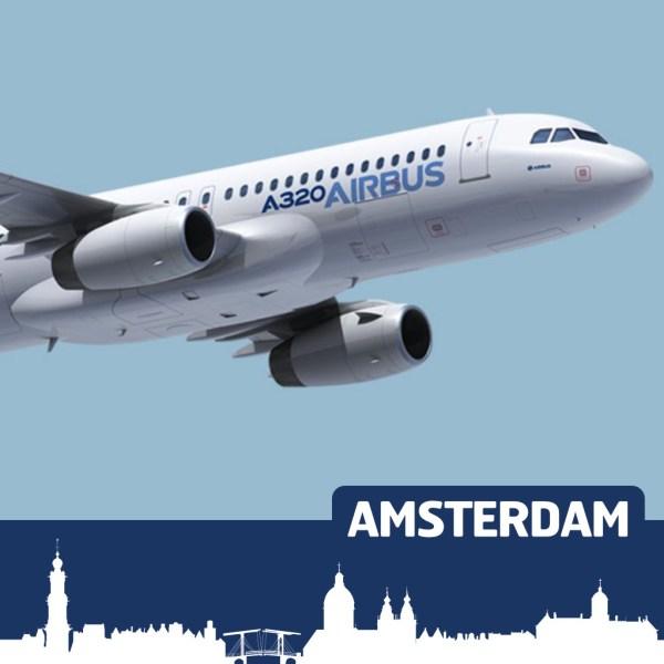 A320 Type Amsterdam