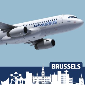 A320 Type Brussels