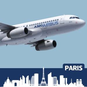A320 Type Paris