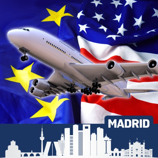 ICAO to EASA Madrid