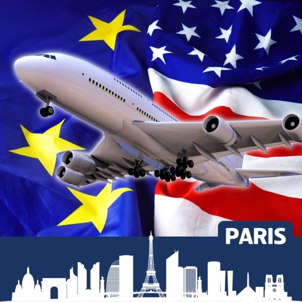 ICAO to EASA Paris
