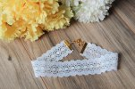 Daze & Amaze Choker Necklace Vintage Lace