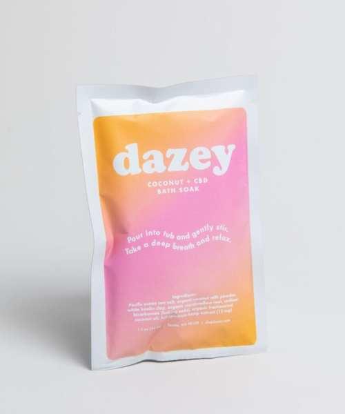dazey coconut bath soak single