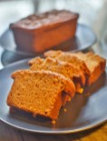 Pumpkin bread made by Emily Swedberg for her startup bakery, Lucid Bakery. David Samson / The Forum