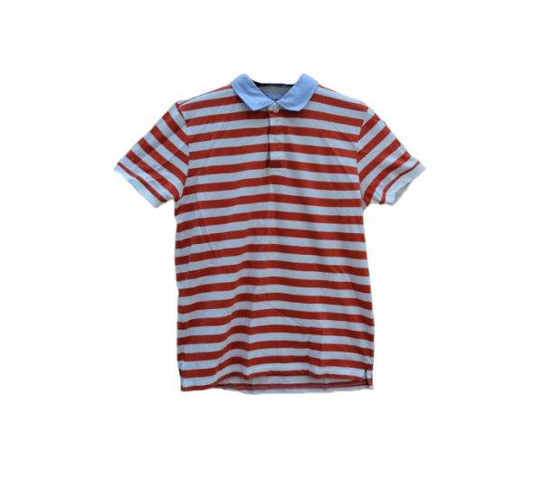 Camisa estilo Polo (listrado)