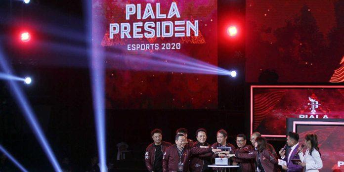Piala Presiden Esports 2020 Berhadiah Rp 1,5 Miliar!