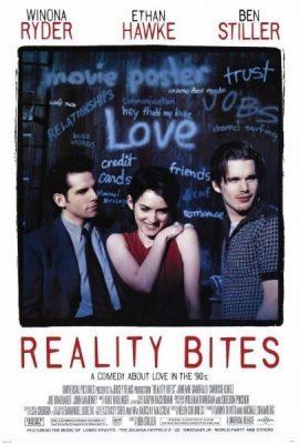 หนังรักโรแมนติกคอมเมดี้_Reality Bites