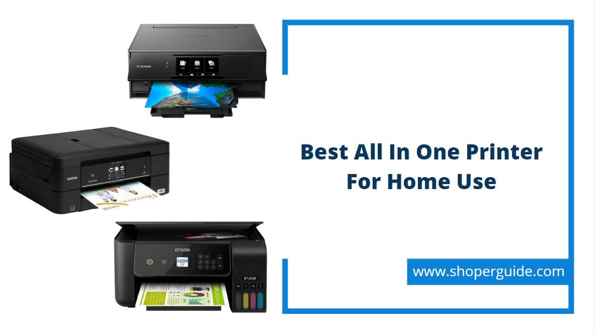 best all in one printer for home use
