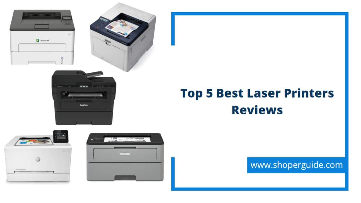 best laser printers for small business, home or office use