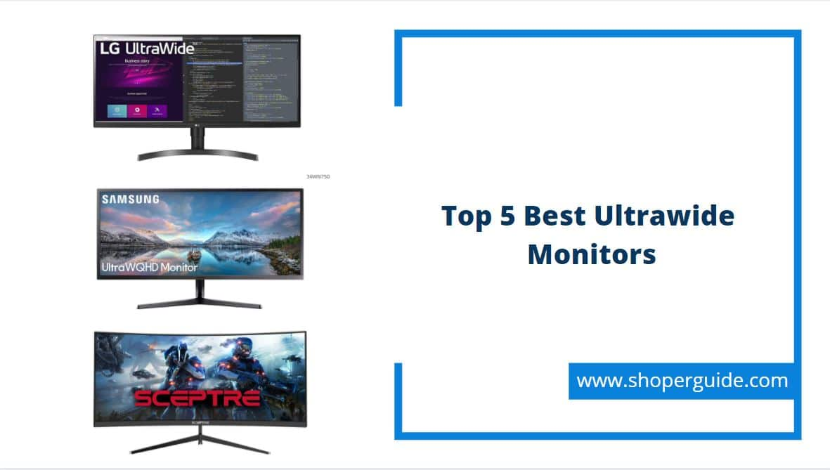 best ultrawide monitor