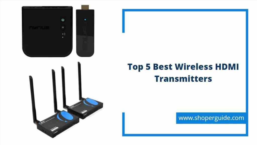 best wireless HDMI transmitters
