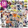 NARUTO Waterproof Stickers 10/30/50pcs/Pack Accessories FREE SHIPPING 7