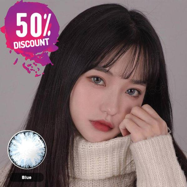 Glitter Colored Eye Contact Lenses for a Beautiful Sparkling Look-Premium Quality Eye Contact Lenses FREE SHIPPING 6