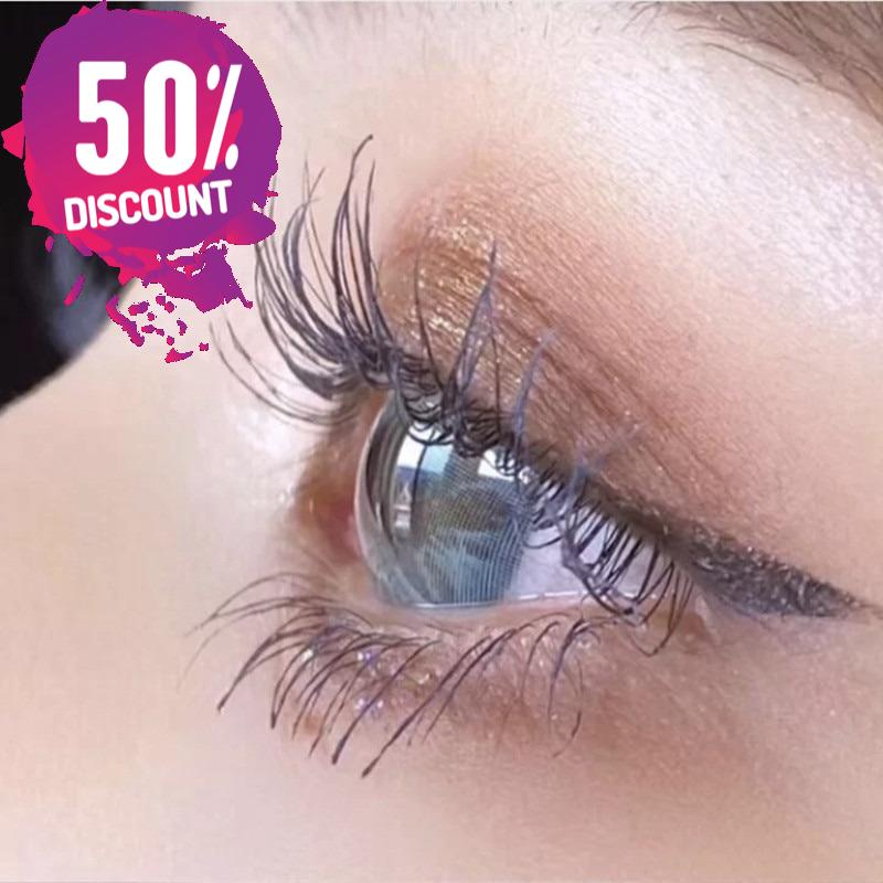 Gemstone Colored Eye Contact Lenses For Blue Green Pink Hazel Beautiful Colored Eyes