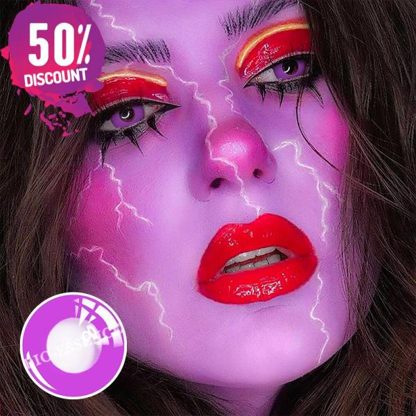 Halloween Circle Colored Contact Lenses Anime Cosplay Eye Lenses Eye Contact Lenses FREE SHIPPING 8
