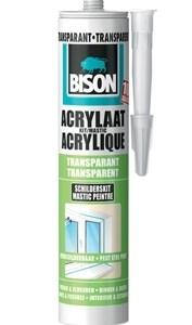 bison acrylaatkit grijs koker 310 ml