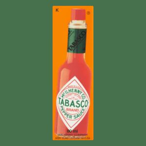 Tabasco Rode Pepersaus 60 ml bij Jumbo