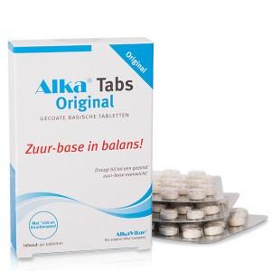 Alka® Tabs Original - Gecoate Basische Tabletten met bicarbonaat...