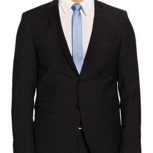 Daniel Hechter Colbert Mix & match Shape Fit in zwart voor Heren, grootte: 102