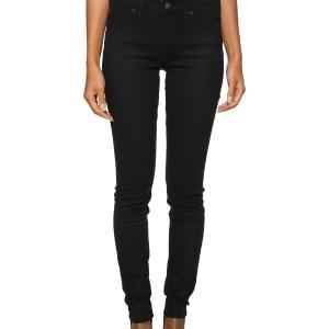 Lee Spijkerbroek Scarlett in zwart voor Dames, grootte: 32-33