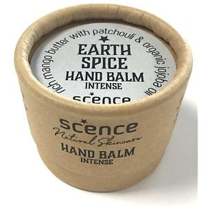 Scence Jojoba Hand Balsem - Earth Spice