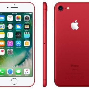 iPhone 7   128GB   Rood   Premium refurbished