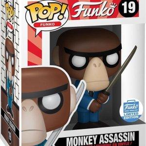 FUNKO POP! #19 MONKEY ASSASIN , LE