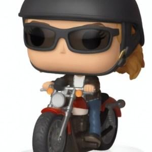 Funko Pop! Rides: Captain Marvel Carol Danvers 9 cm