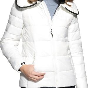 Replay Jas in wit voor Dames, grootte: XS